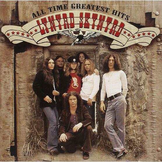 Lynyrd Skynyrd - All Time Hits - CD