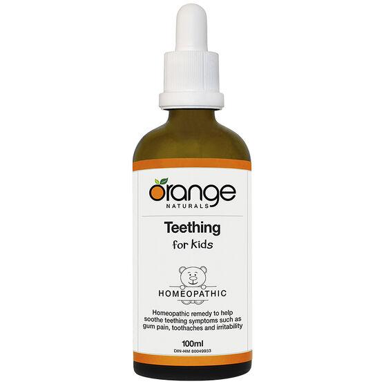 Orange Naturals Teething for Kids - 100ml