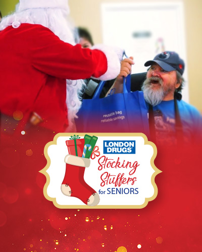 London Drugs - Stocking Stuffers for Seniors