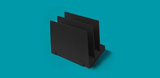 Vertical File Holder