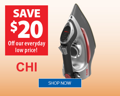 Chi Clothes Iron