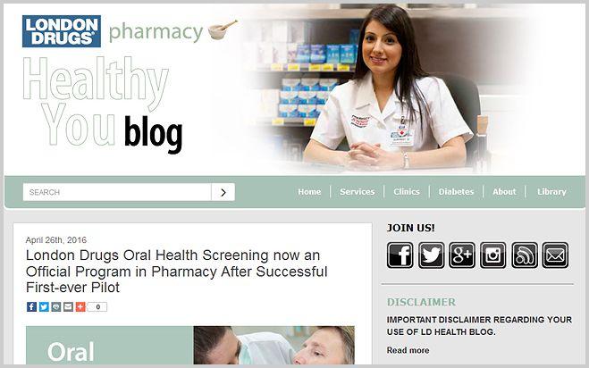 Pharmacy Blog