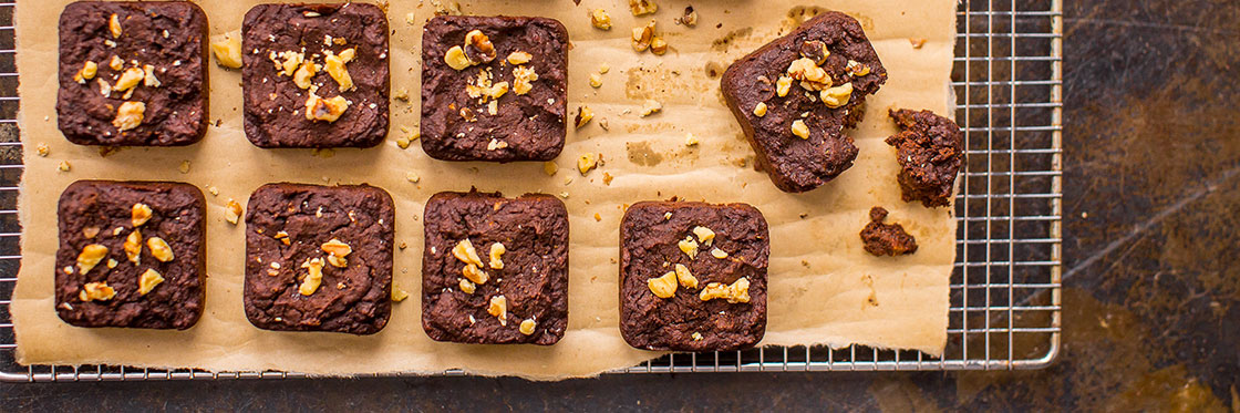 Easy Protein Brownies