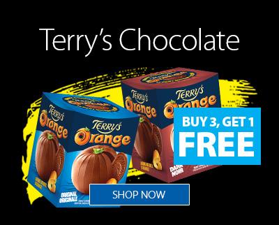 Terry's Orange Chocolate