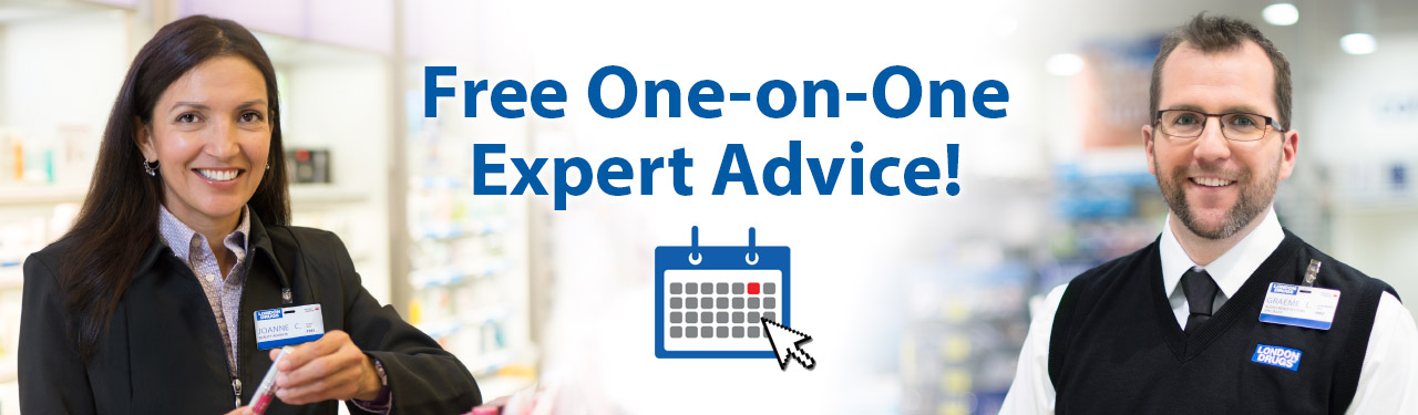 Free One-on-One Expert Advice!