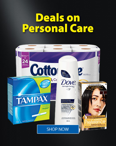 Deals on Personal Care