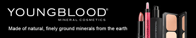 Youngblood- Made of natural, finely ground minerals from the earth.