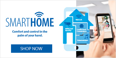 Shop Smart Home Products. Comfort and control in the palm of your hand.