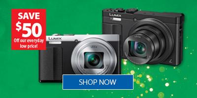 Panasonic LUMIX DMC-ZS50 Camera
