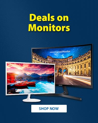 Deals on Monitors