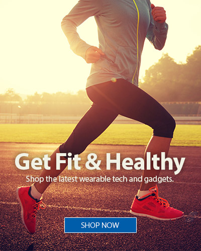 Get Fit and Healthy - Shop the latest wearable tech and gadgets!