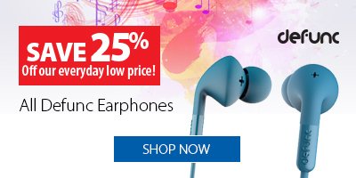DeFunc Headphones