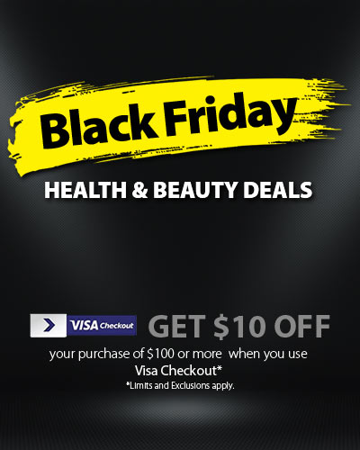 Black Friday Health and Beauty Deals