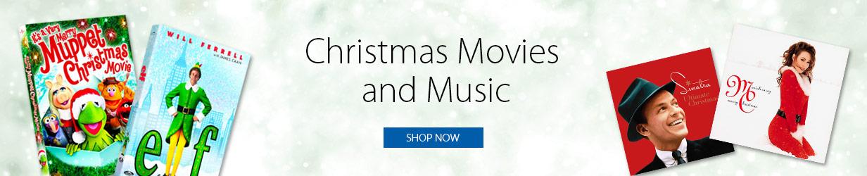 XMas Music and Movies