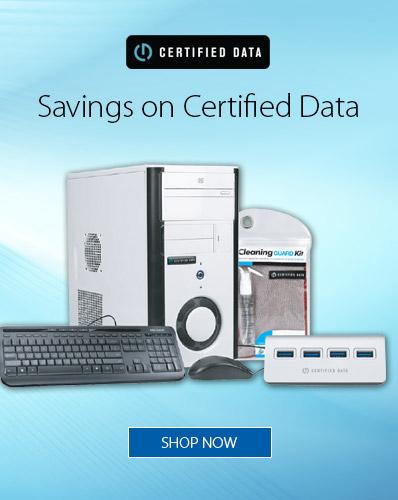 Certified Data