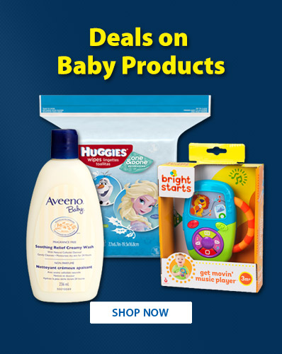 Deals on Baby Products