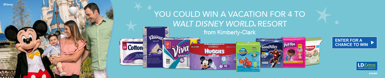 Disney World Contest