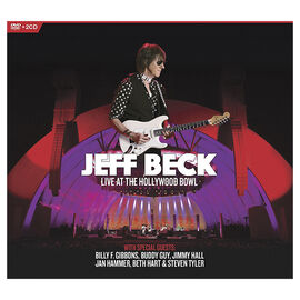 Jeff Beck: Live at the Hollywood Bowl - DVD + 2 CD
