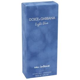 Dolce&Gabbana Light Blue Eau Intense Eau de Parfum - 100ml