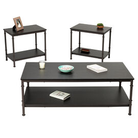 London Drugs Coffee Table and End Tables Set - 3 piece