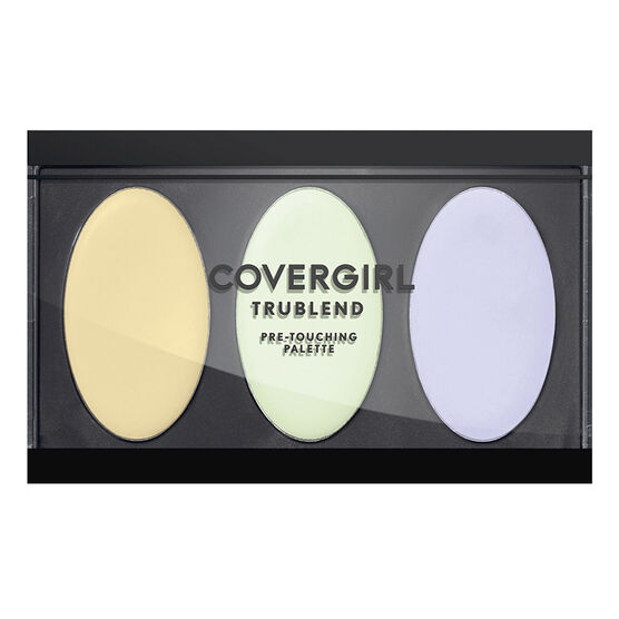 CoverGirl TruBlend Pre-Touching Color Correcting Palette - 505 Warm