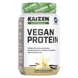 Kaizen Vegan Protein - Vanilla Bean - 840g