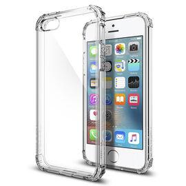 Spigen Crystal Shell Case for iPhone SE