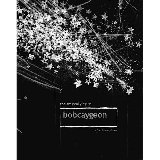 The Tragically Hip - Bobcaygeon - Blu-ray