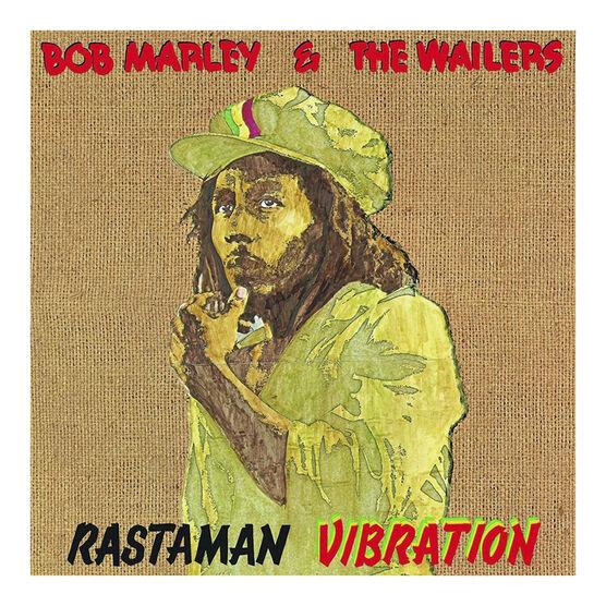 Bob Marley and The Wailers - Rastaman Vibration - Vinyl