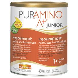 Puramino A+ Jr. Hypoallergenic Powder Formula - 400g