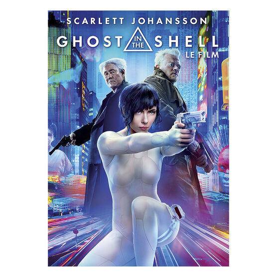 Ghost in the Shell (2017) - DVD