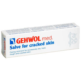Gehwol Med Salve For Cracked Skin - 75ml