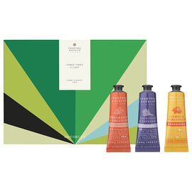 Crabtree & Evelyn Three Times a Lady Hand Therapy Trio - 3 piece