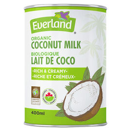Everland Organic Coconut Milk - 400ml