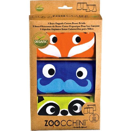 Zoocchini Organic Underwear - Boys - 4T/5T
