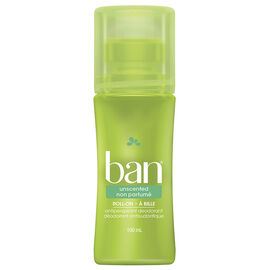Ban Classic Roll-On - Unscented