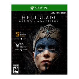 Xbox One Hellblade: Senua's Sacrifice