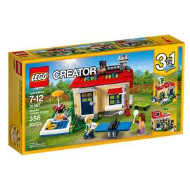 LEGO Creator 3in1 - Modular Pool Holiday