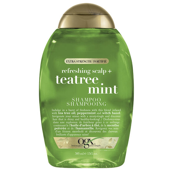 OGX Tea Tree Mint Shampoo - 385ml