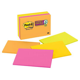 3M Post-It Super Sticky Meeting Notes - 8 pads