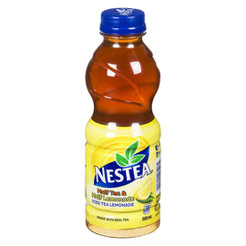 Nestea Half Tea & Half Lemonade Iced Tea - 500ml