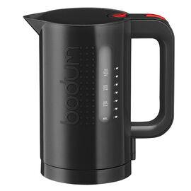 Bodum Bistro Water 1L Kettle - Black - 11452-01US
