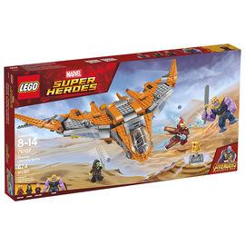 LEGO® Marvel Super Heroes - Thanos: Ultimate Battle - 76107