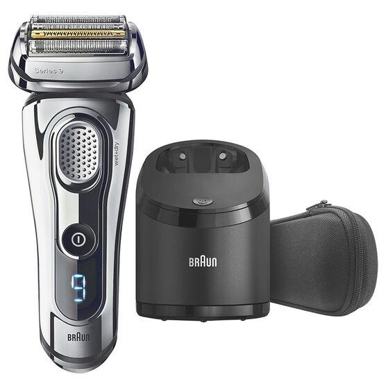 Braun Series 9-9295CC Shaver - Silver - 87854