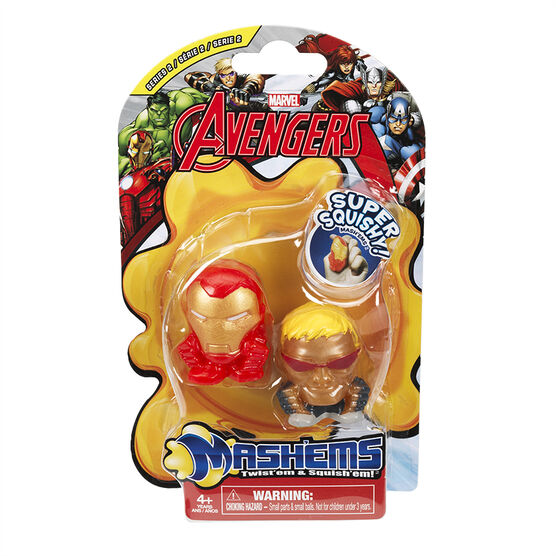 Mash Ems Avengers - 2 Pack