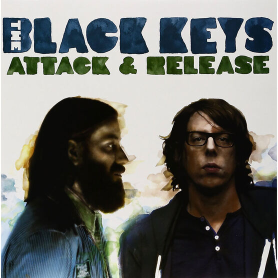 The Black Keys - Attack and Release - CD + Vinyl