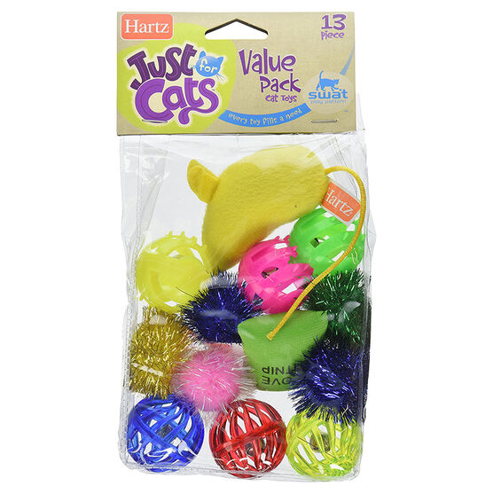 Hartz Variety Pack Cat Toy