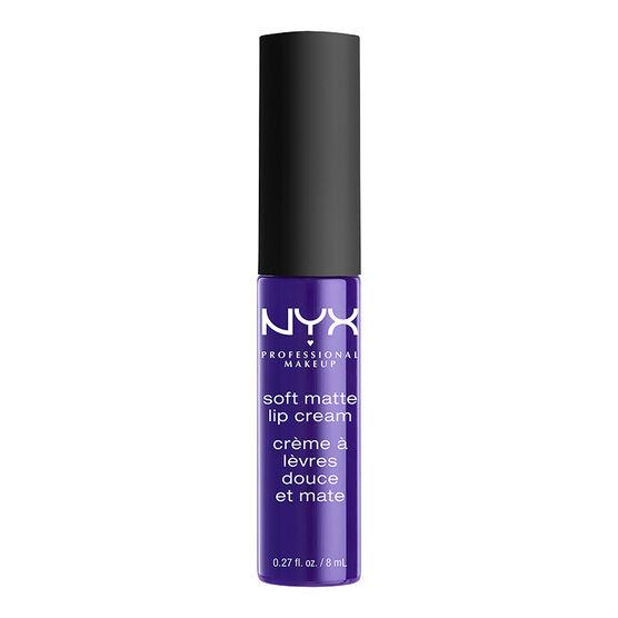 NYX Professional Makeup Soft Matte Lip Cream - Purple