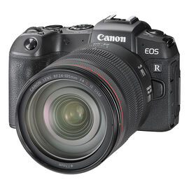 PRE ORDER: Canon EOS RP with 24-105mm R Lens - 3380C012