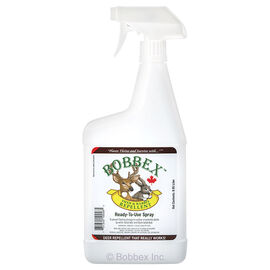 Bobbex Ready-To-Use Deer & Rabbit Repellent Spray - 950ml